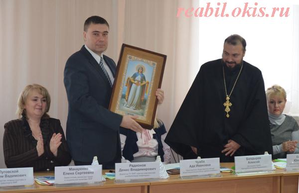 Протоиерей Храма Преподобного Сергия Радонежского Алексей Болдырев
