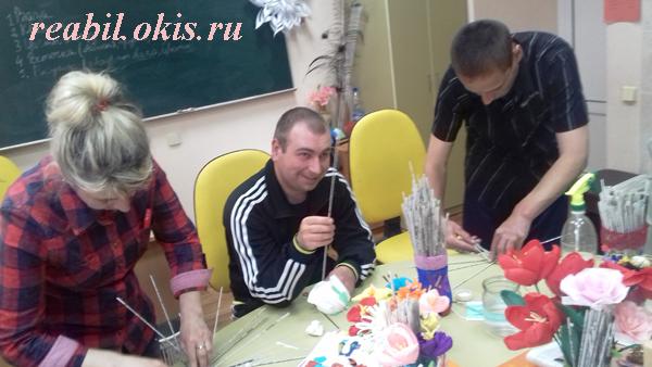 творческий мастер-класс по плетению изделий из бумажной лозы