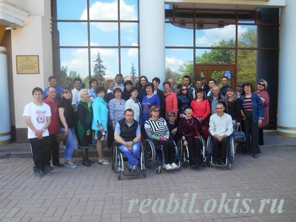 Луганская академическая филармония для ГУ ЛНР «Центр комплексной реабилитации инвалидов» на протяжении многих лет является не только социальным партнером, но и партнером в культурном направлении