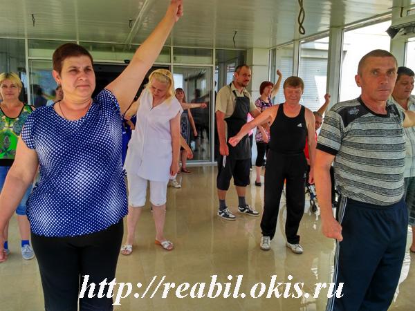 флешмоб в Луганске