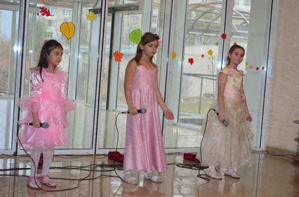 талантливая молодёжь Луганска