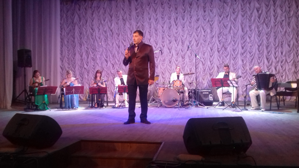 Заслуженные артисты Луганской Народной Республики