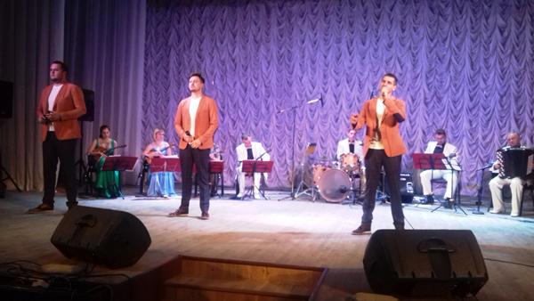 концерт в Луганске