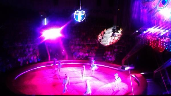 Цирк в ЛНР