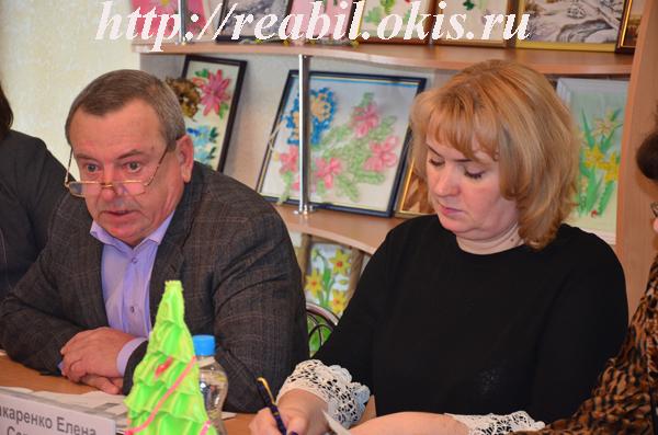 Дюбанов Сергей Михайлович – главный врач – главный инспектор ГУ «Луганский республиканский центр медико-социальной экспертизы» ЛНР
