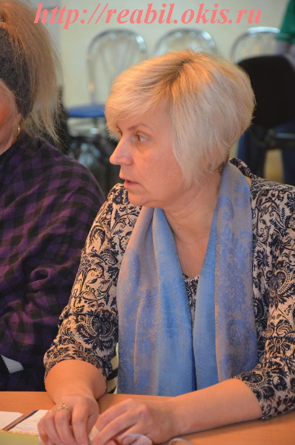 организации инвалидов Луганска