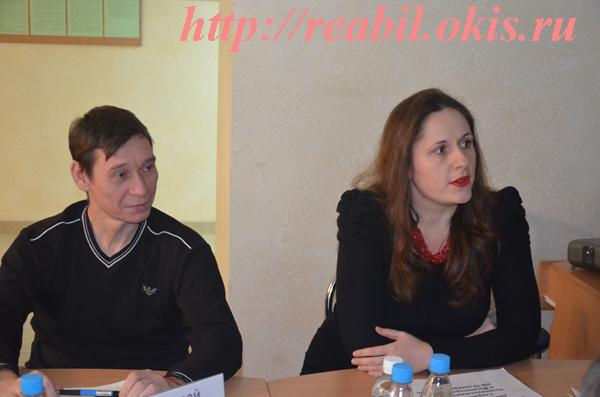 Специалист по социальной работе ГУ ЛНР «Центр комплексной реабилитации инвалидов» - Охрименко Наталья Викторовна