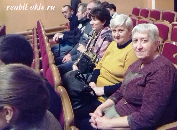 посещение спектакля в ЛНР
