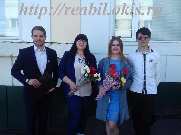 студенты и сотрудники отдела культуры и досуга Луганского национального университета имени Тараса Шевченко