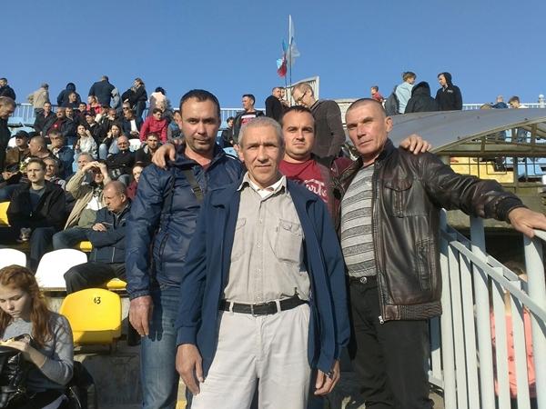 стадион Авангард снова полный в Луганске