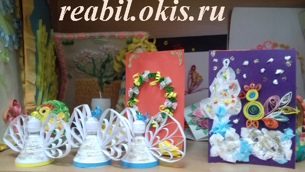 игрушки сделанные студентами Центра реабилитации инвалидов