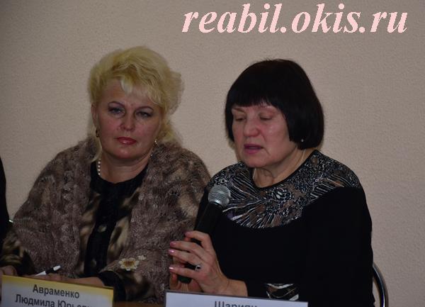 Авраменко Людмила Юрьевна