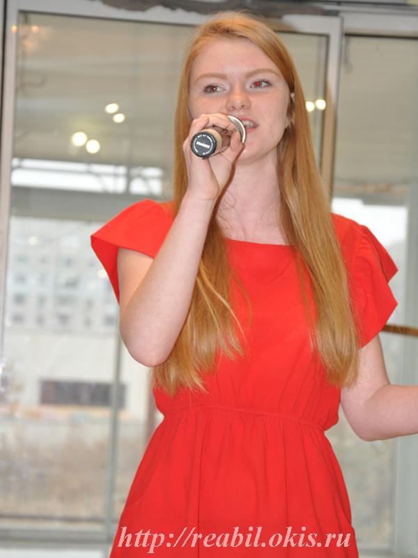 талантливая молодёжь из Луганска