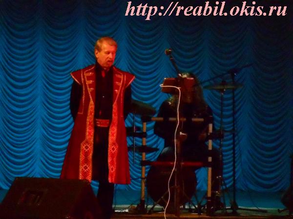 знаменитый солист «Песняров» Анатолий Кашепаров