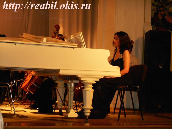 прозвучали музыкальные произведения «Гарольд в Италии» и  «Гершвин-фантазия для альта с оркестром»