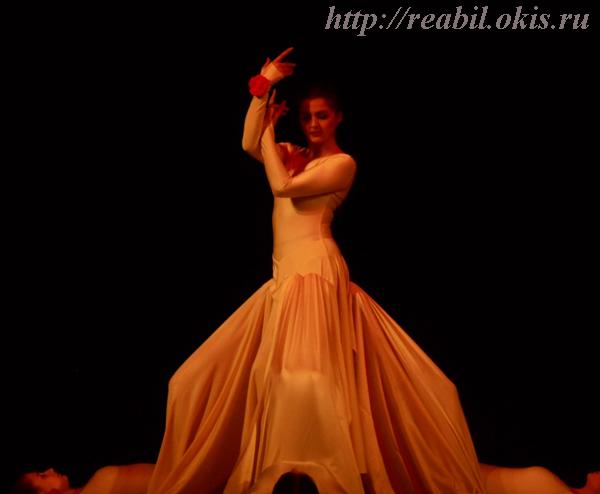 на сцене сменялись всевозможные танцевальные стили и направления