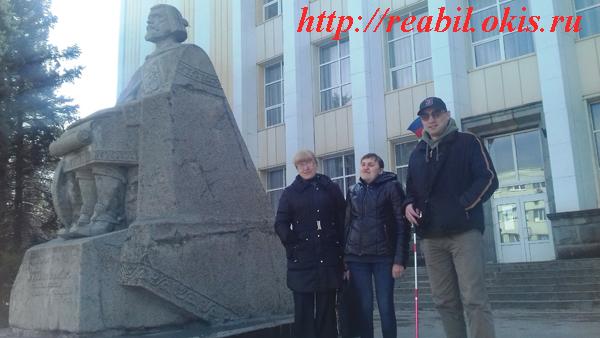 библиотека Горького в Луганске
