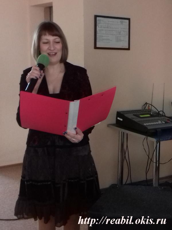 студентка Центра  Юлия Новикова