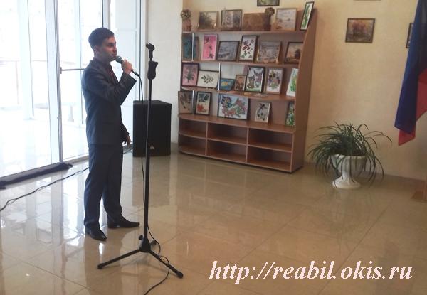 студент Луганской государственной академии культуры и искусств имени Михаила Матусовского